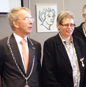Grietje en Burgemeester Van Klaveren
