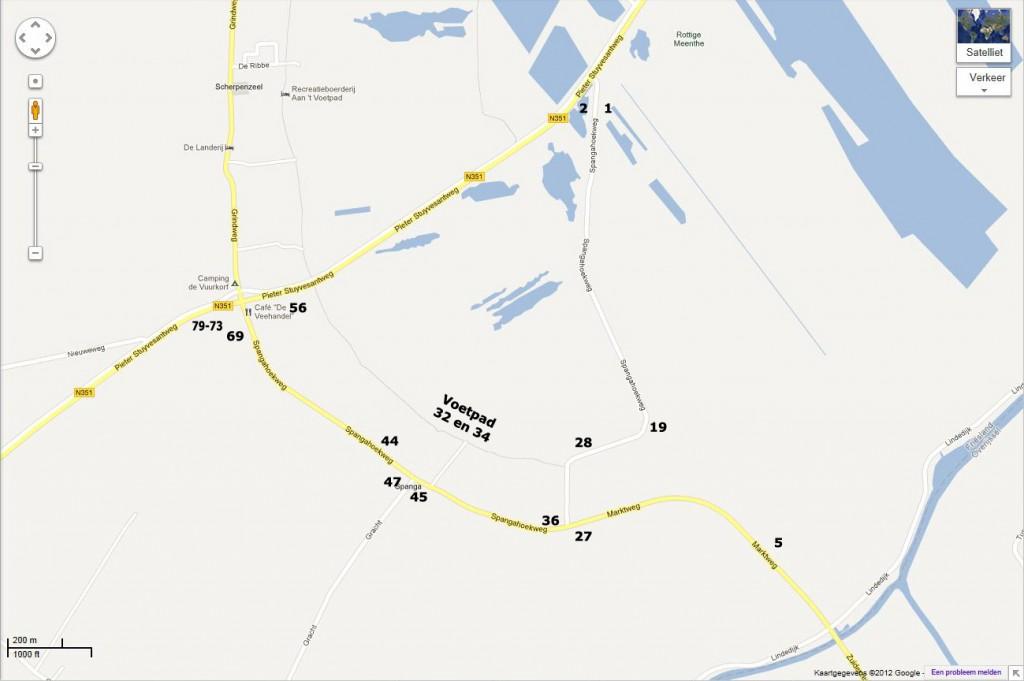 Spangahoekweg en Marktweg en Voetpad Spanga copy